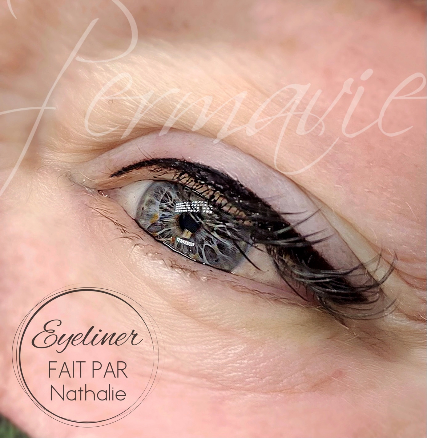 Maquillage permanent Yeux - Eyeliner